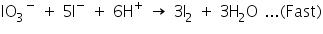 Theory & Procedure, Kinetic Study on the Reaction between Potassium Iodate and Sodium Sulphite Class 12 Notes | EduRev